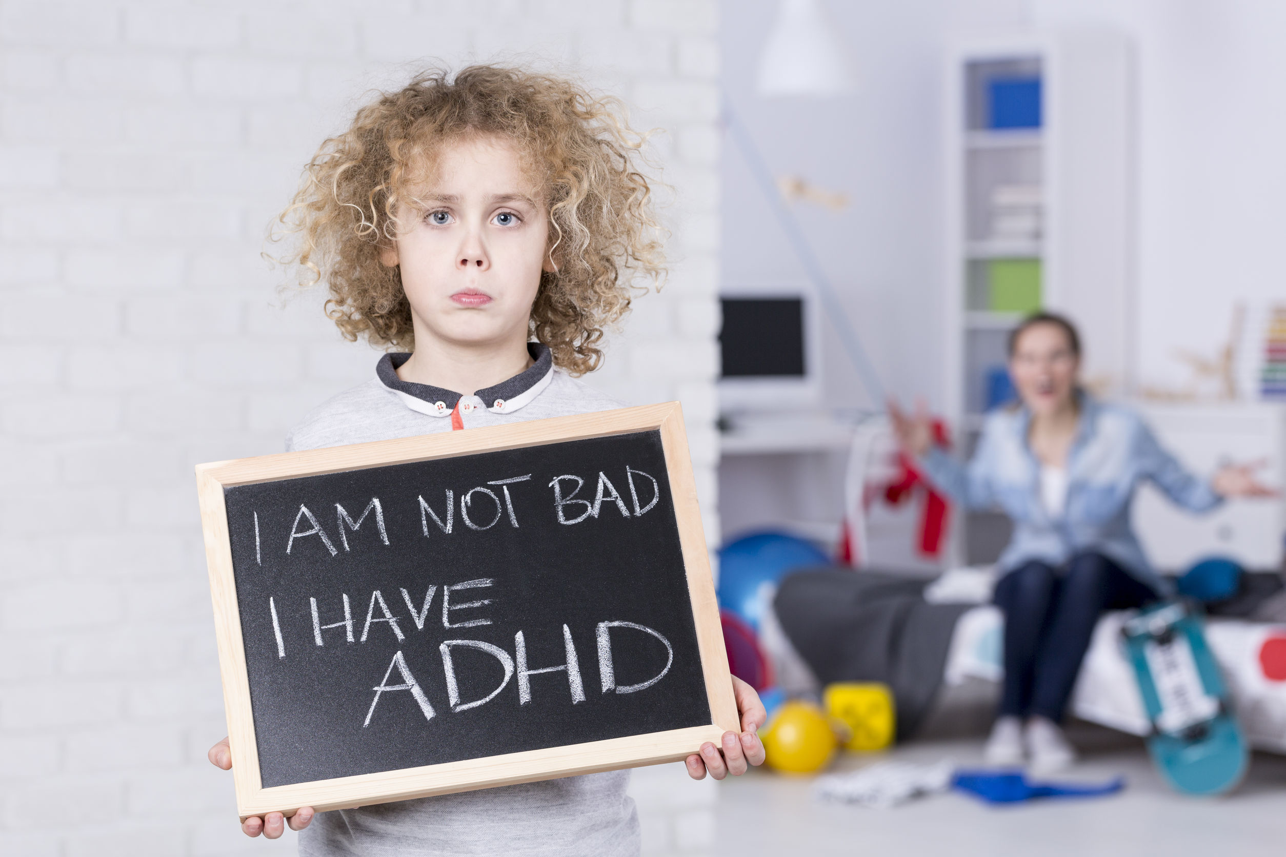 DSM 5: ADHD: Attention Deficit Hyperactivity Disorder