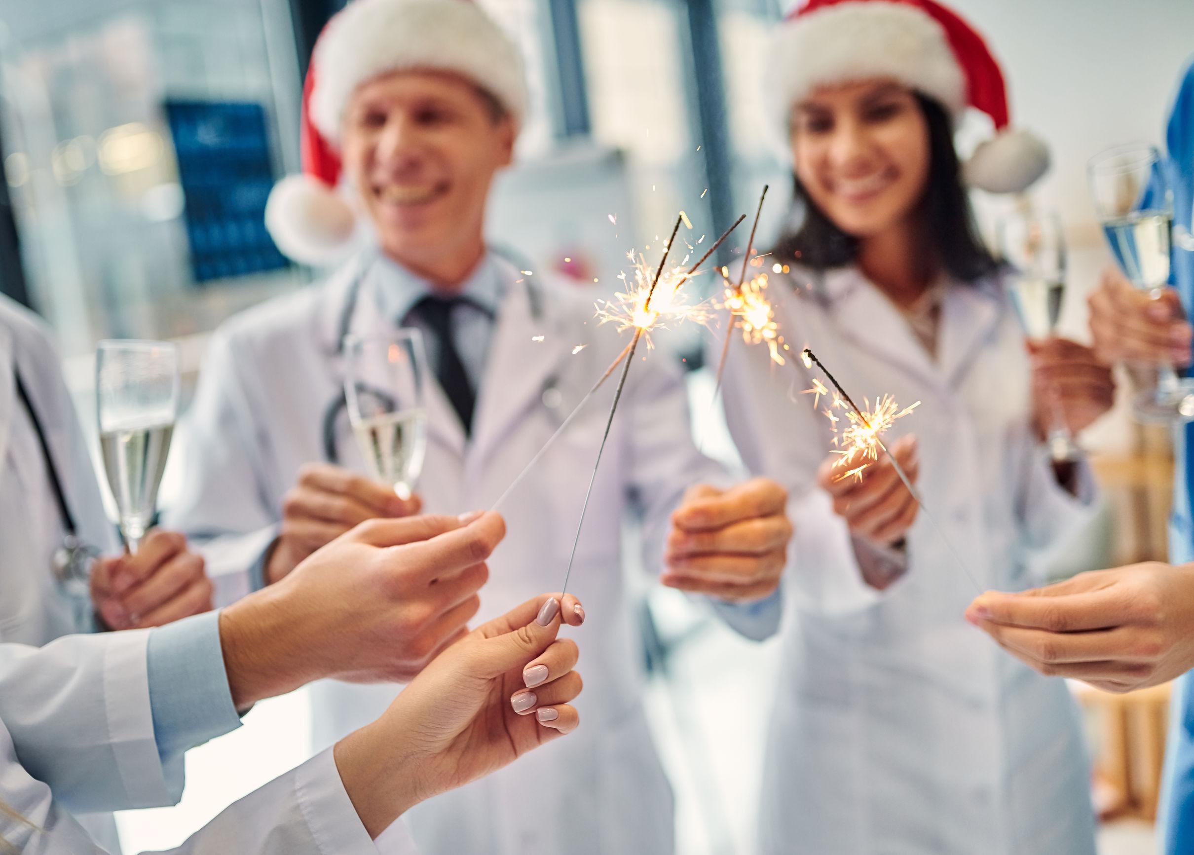 """Happy New Year! Or, """"Happy Birthday, Calendar!"""""""